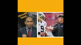 Stephen A Smith from ESPN's First Take says Black Monday should be called White Monday!!+brees or ?