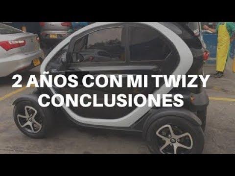 2 AÑOS CON MI TWIZY: EXPERIENCIA Y CONCLUSIONES DEL CARRO ELÉCTRICO EN COLOMBIA