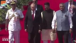 غرفة الأخباراقتصاد وأعمال  الهند تستقبل قادة