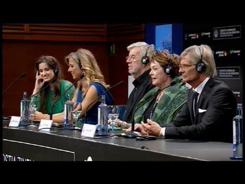 Press Conference ''Stille Hjerte / Silent Heart'' (S.O) - 2014