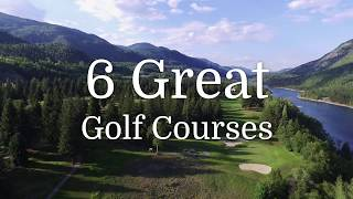 Welcome to the Kootenay Golf & Adventure Trail
