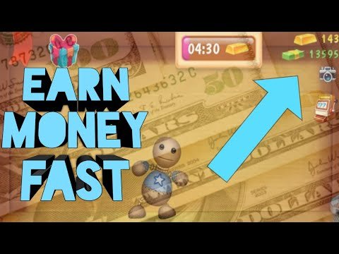 Kick The Buddy Money Glitch (1000 bucks per second) Working August 2019 (WhiteFangGaming)