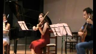 C. M. von Weber Menuetto e Trio -  HMEΡΕΣ ΜΟΥΣΙΚΗΣ 2015