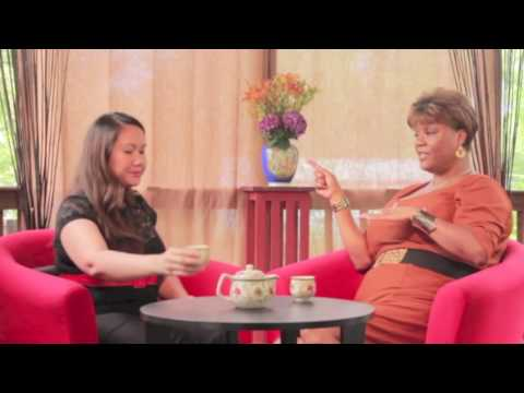 Tea with Mali Wanda Alexis Alexander CEO, Executive Coach, International Speaker
