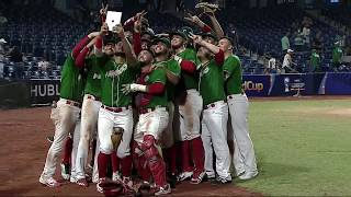 Highlights: Mexico v Venezuela - Super Round - U-23 Baseball World Cup 2018