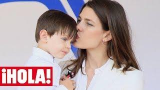 Los momentos más maternales de CARLOTA CASIRAGHI
