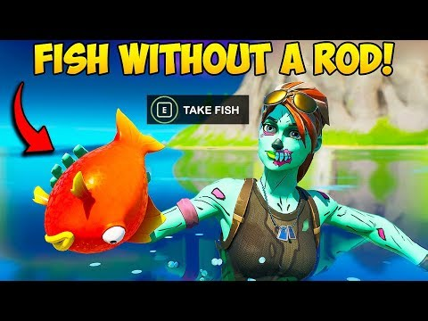 *new* Fish Without A Rod!! – Fortnite Funny Fails And Wtf Moments! #727