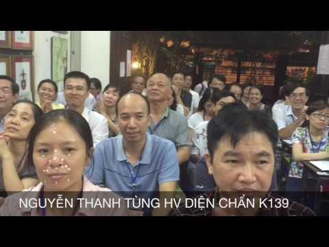 dienchan.com Học viên DC khoá 139 sáng tác Thơ và bài Hát hát tặng Thầy