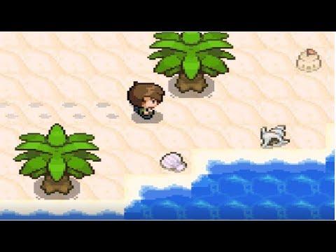 STEPPIN ' ON THE BEACH   Pokemon Uranium #5
