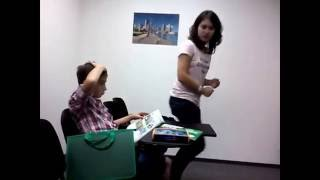 Урок английского для детей 9-11 лет Los Angeles English School