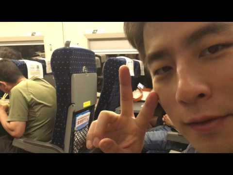 Mini Vlog 8: viajando en tren bala y Hola Japon!