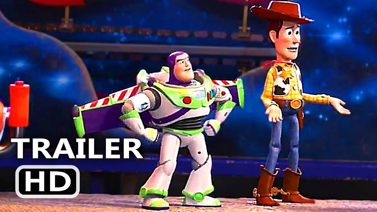 Toy Story 4 Official Teaser Trailer 2 2019 Animation