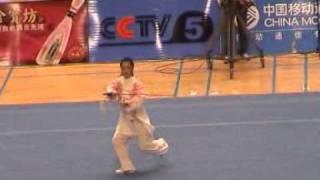 10th All China Games 2005 - TJ - Qiu Hui Fang (Beijing)