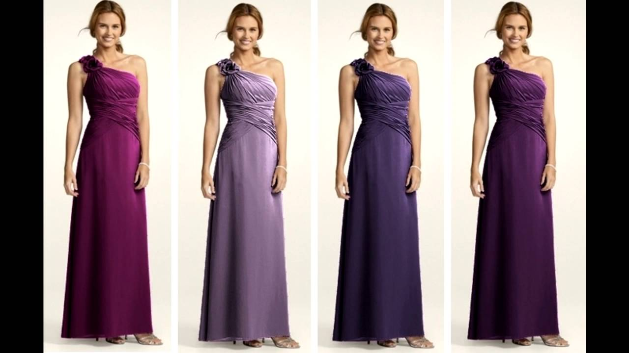 Davids bridal lapis bridesmaid 1 youtube ombrellifo Image collections