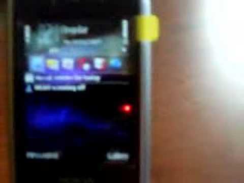 Nokia N93i tour