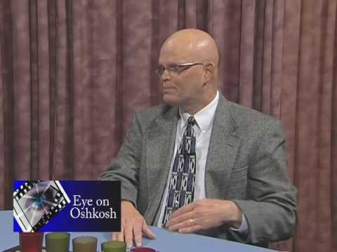 Eye on Oshkosh  - State Senate District 18 Race Harris and Feyen, taped 10-6-16