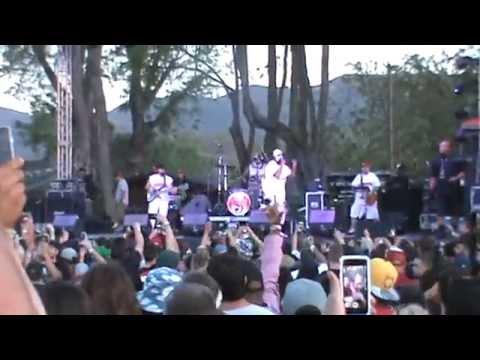 TECH N9NE - Higher Grounds Festival 4/18/15 - 'Evil Brain, Angel Heart'