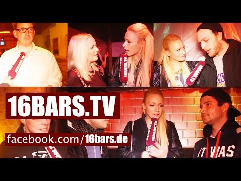 Visa Vie unterwegs bei Mach One´s Releaseparty / u.a mit Karate Andi, Flexis & Sadi Gent (16BARS.TV)
