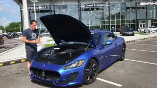 Is a 2013 Maserati Granturismo Sport as GOOD as it SOUNDS? - Raiti's Rides