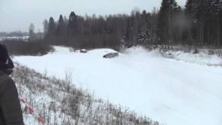 Rally Sweden 2013 SS19 Kirkenær 1