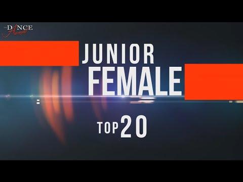Top 20 Junior Female Best Dancers: New York