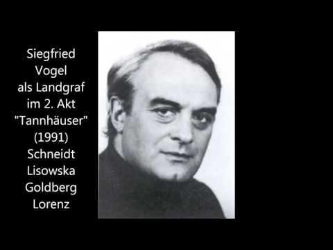 Wagner: Tannhäuser - 2. Akt (1991, Lisowska, Goldberg, Lorenz, Vogel)