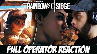 Download Rainbow Six Siege New Operator Teaser Reaction