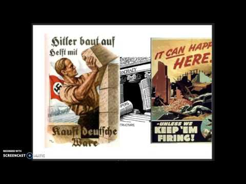 Mass Society & Propaganda