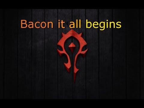 ARENA 3v3 bacons journey begins!