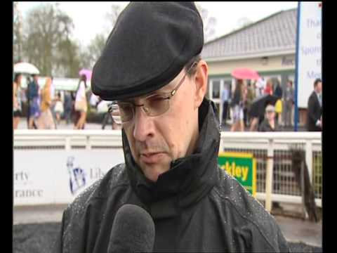 Interview at Limerick Racecourse with trainer Aidan O' Brien on Spin Southwest Student Raceday