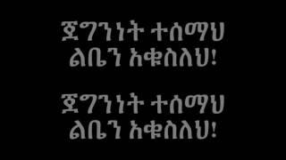 Fikeraddis Nekatibeb Yebelegn - Lyrics