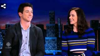 Tessa and Scott--Road to the Olympics (GPF) on CBC
