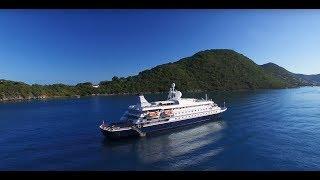 L'Expérience SeaDream Yacht Club - Croisière de Luxe