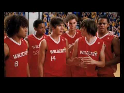 High School Musical 3 - Now Or Never (HQ) Music Video