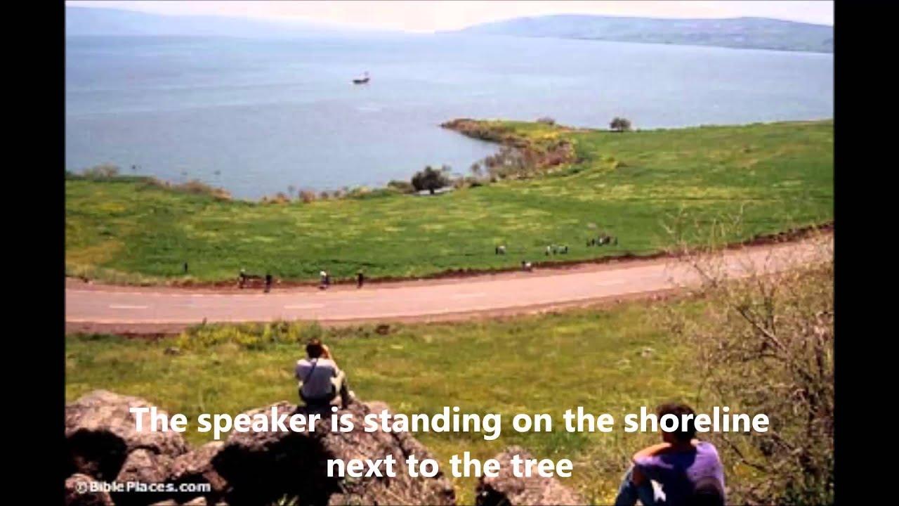 Sea of Galilee Amphitheater - YouTube