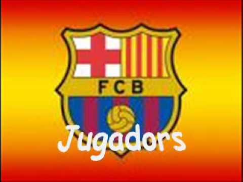 chanson Barça