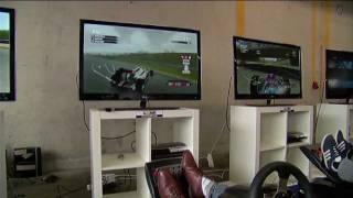 Telesport - Max Verstappen wint in Formule 1 event