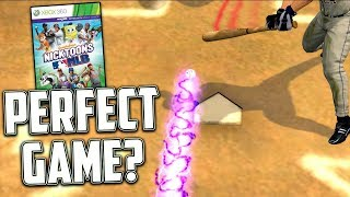 PERFECT GAME? Nicktoons MLB Knockout!