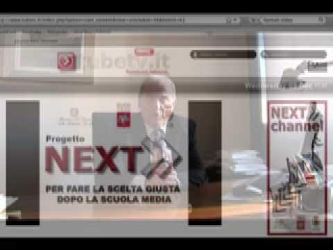 Il Presidente della Provincia di Livorno e il Progetto Next