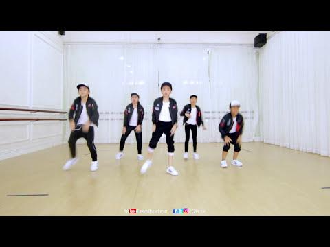 KIDS DANCE HIP HOP DANCE CHOREOGRAPHY DANCE VIDEO DANCE INDONESIA