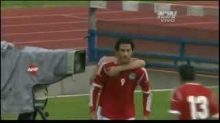 Japon vs egipto 2-3 torneo esperanzas de toulon 27/05/12