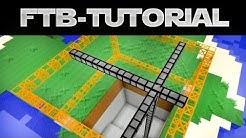 Wie funktioniert eine Quarry? - Minecraft Feed The Beast - Tutorial (Deutsch)