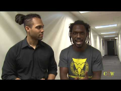 CZW - Rich Swann throws out some Challenges
