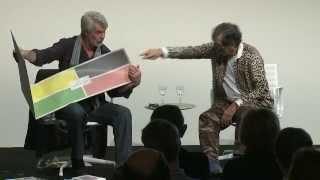 Conversations | Premiere | Artist Talk | Richard Tuttle