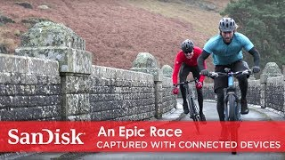 An Epic Race Captured with Connected Devices