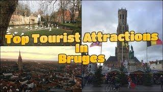 The ULTIMATE Bruges Travel Vlog / Day 1