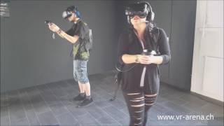 Teaser VR Arena Game