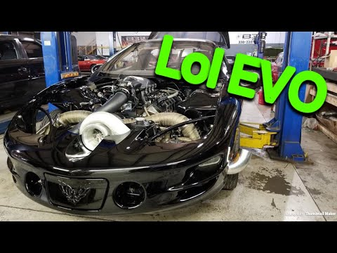 How much power can a boosted 4g eclipse make?! | Big3Racing Tour of the dyno #NEOMODS