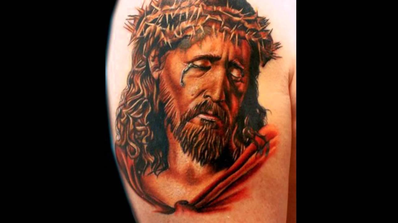 Tatuajes De Cristo Youtube