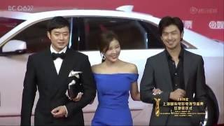 2016.06.11 | 19th SIFF | Chen Bolin on Red Carpet | 'Life Risking Romance' [Official Cam HD]